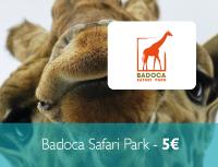 Desconto Badoca Safari Park