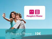 Desconto People's Phone