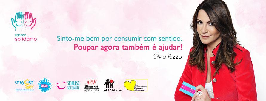 Sílvia Rizzo, alerta para o consumo socialmente responsável