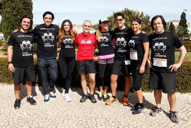 Corrida Solidária - Um sucesso!